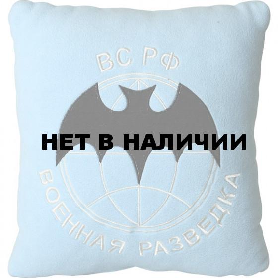 Подушка сувенирная ВС РФ Военная разведка вышитая