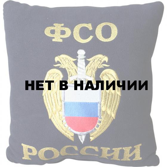 Подушка сувенирная ФСО вышитая