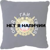 Подушка сувенирная ОРУД ГАИ ГИБДД вышитая