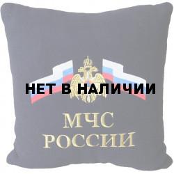 Подушка сувенирная МЧС России вышитая