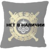 Подушка сувенирная Вневедомственная охрана вышитая