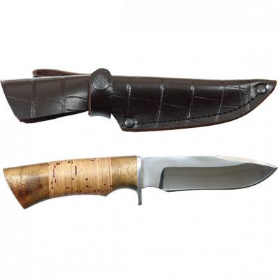 Нож Кайман береста (Мастер Гарант)