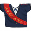 Рубашка-сувенир Мисс МЧС вышивка