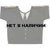 Рубашка-сувенир ВМФ России вышивка