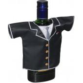 Рубашка-сувенир Криминальная милиция вышивка