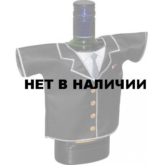 Рубашка-сувенир Россия МВД МОБ вышивка