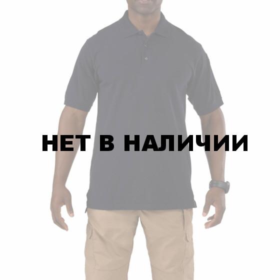 Рубашка 5.11 Professional S/S Polo EU dark navy