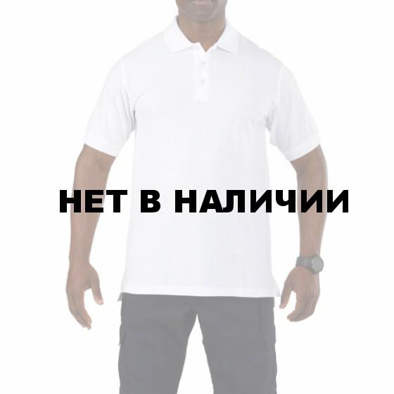 Рубашка 5.11 Professional S/S Polo EU white