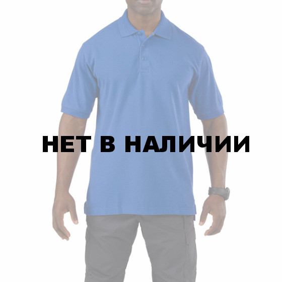 Рубашка 5.11 Professional S/S Polo EU academy blu