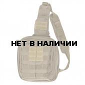 Рюкзак однолямочный 5.11 Rush MOAB 6 sandstone