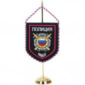 Вымпел Полиция Подразделения охраны общественного порядка МВД Р