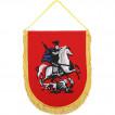 Вымпел ВБ-6 Герб Москвы вышивка