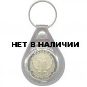 Брелок Россия Охрана на подложке
