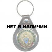 Брелок Россия Пограничная служба на подложке