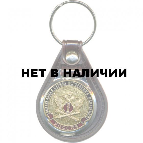 Брелок Россия ФСИН на подложке