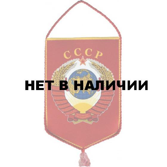 Вымпел СССР шелкография