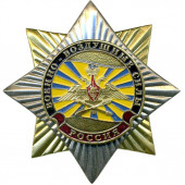 Нагрудный знак Россия ВВС металл