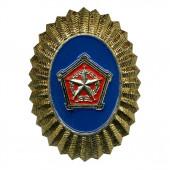 Кокарда Национальной гвардии металл