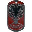 Жетон 1-23 ALBANIA металл