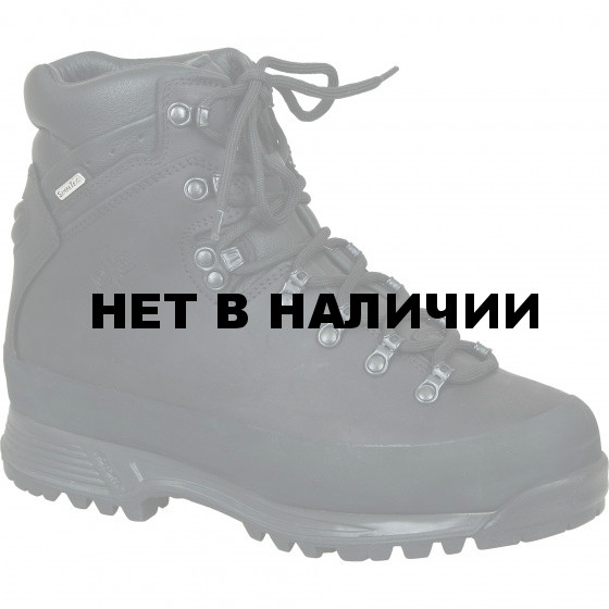 Ботинки трекинговые Lomer Pelmo black