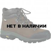 Ботинки трекинговые LOMER Tonale brown/black