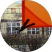 Тент Cowl 2.7x3.0м оранжевый