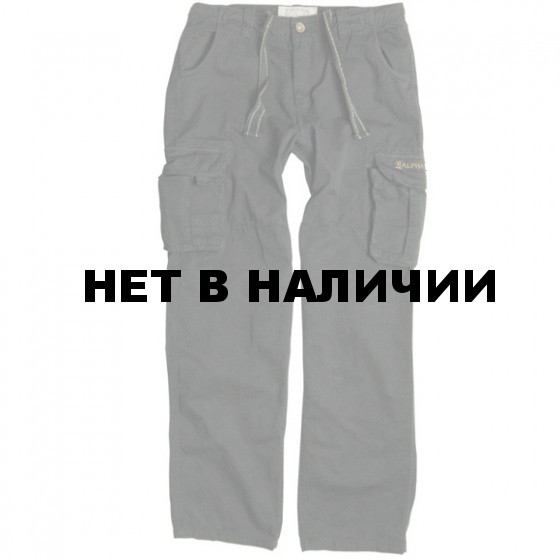 Брюки Beam Pant black Alpha Industries