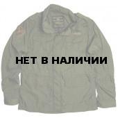 Куртка Nylon M-65 With Patches Alpha Industries
