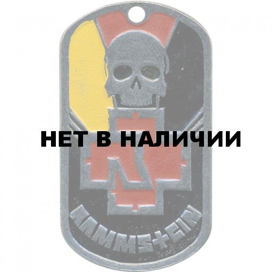 Жетон 11-25 РАМШТАЙН металл