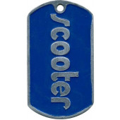 Жетон 11-1 Scooter металл