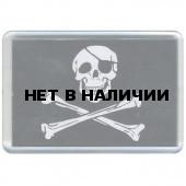 Магнит 128м Пират с повязкой сувенирный