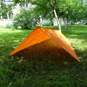 Тент Lost одноместный оранжевый