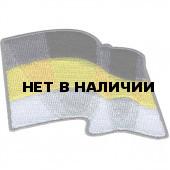 Термонаклейка -1548.2 Развевающийся флаг Имперский вышивка