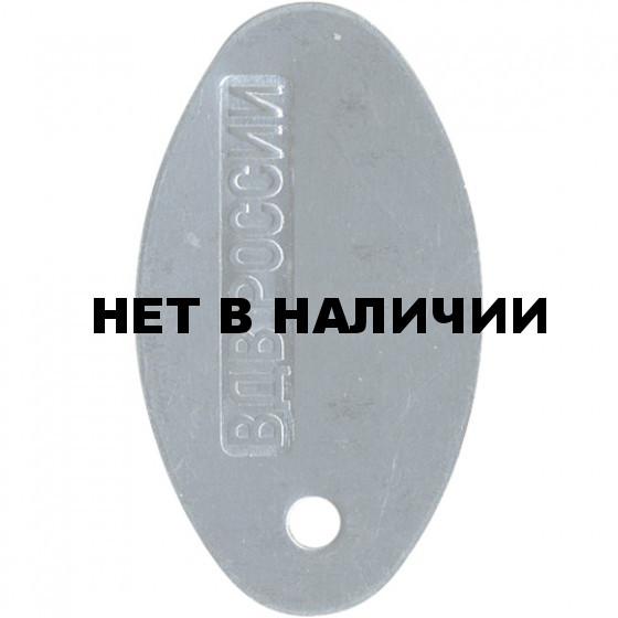 Жетон 12-6 ВДВ России овал металл