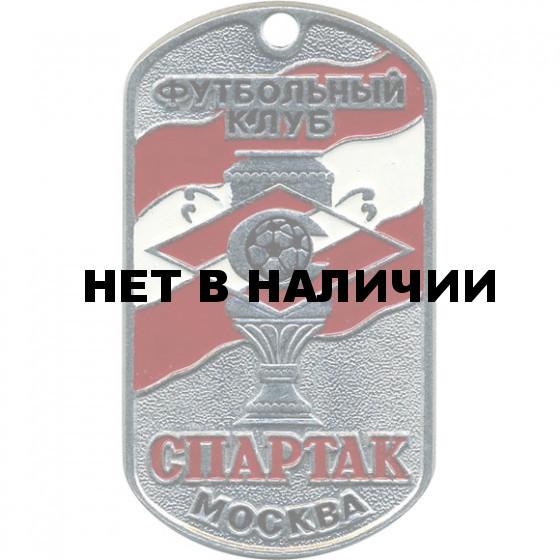 Жетон 11-10 Футбольный клуб Спартак Москва металл