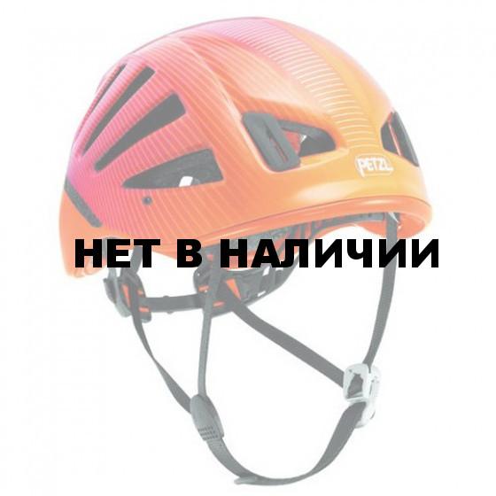 Каска Meteor III + orange(Petzl)