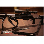 Ремень тактический оружейный цифровая флора Долг-М3 (погон)
