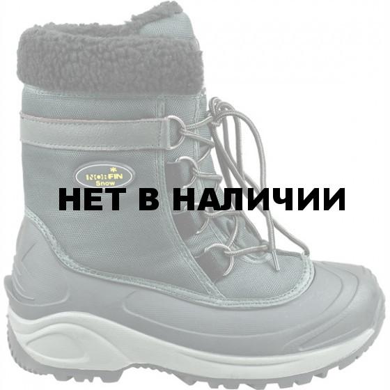 Ботинки Norfin Snow зел. утепленные