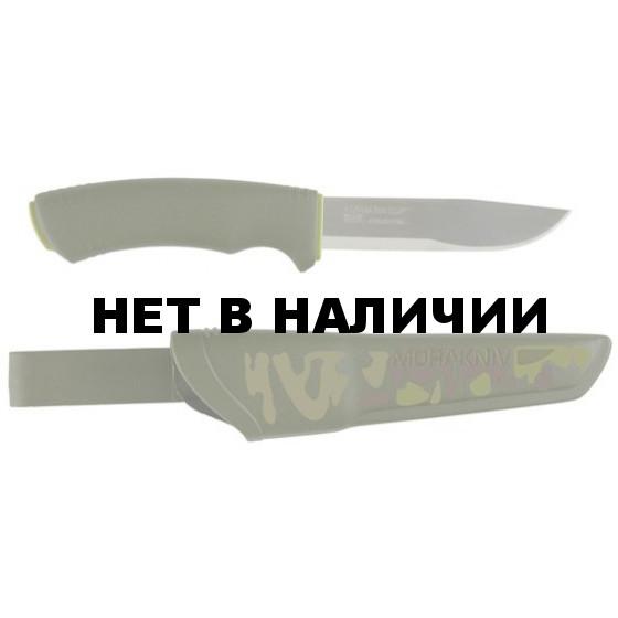 Нож 11920 Morakniv Bushcraft Forest Camo
