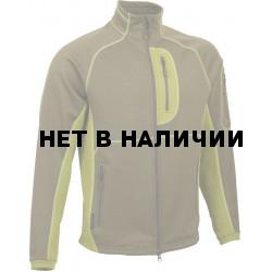 Куртка Macalu 2-цветная Polartec brown/mustard