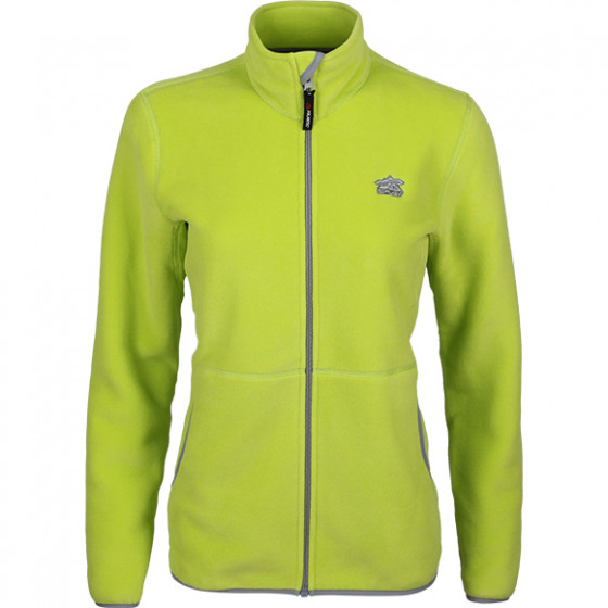 Куртка женская Polartec 200 мод.2 салатовая