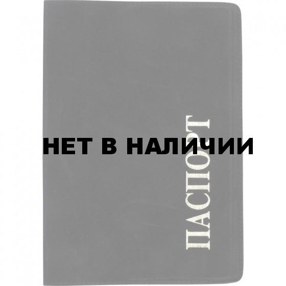 Обложка на паспорт пластик