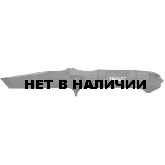Нож складной Walther Black Tac tanto 5.0716