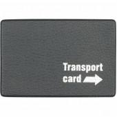 Обложка для транспортных карт пластик