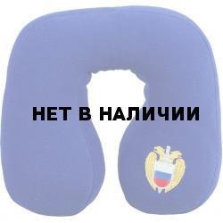 Подушка - подголовник сувенирная ФСО вышивка