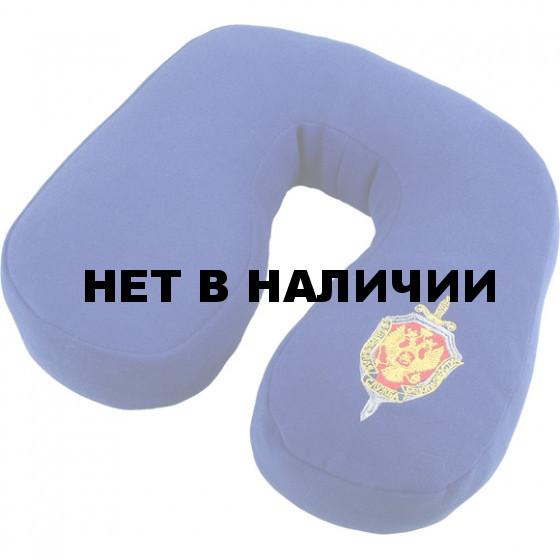 Подушка - подголовник сувенирная ФСБ вышитая
