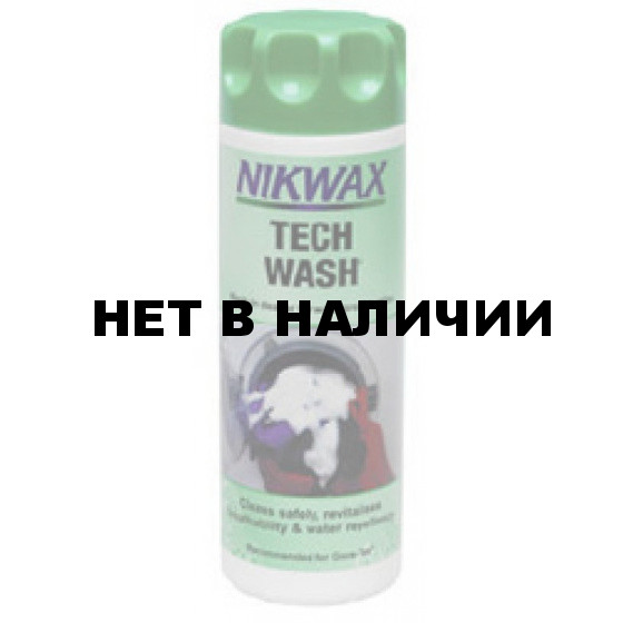 Средство для стирки gore-tex Loft Tech Wash 300ml (Nikwax)