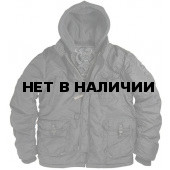 Куртка COBBS II black Alpha Industries