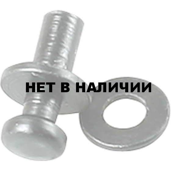 Кабурная кнопка латунь 2 части АРТА F2510