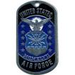 Жетон 1-19 UNITED STATES AIR FORCE металл